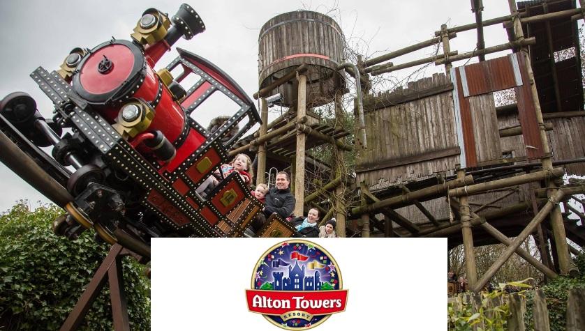 alton towers health service discount
