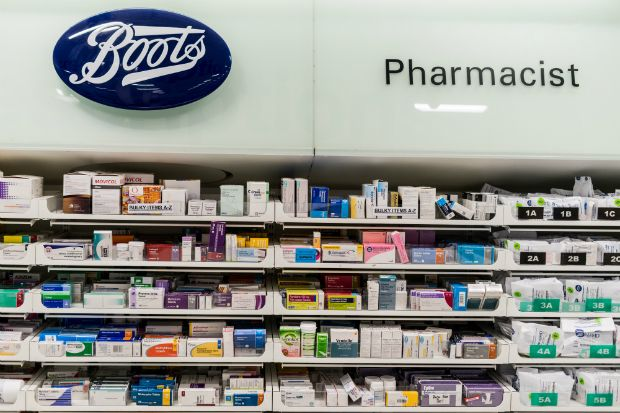boots pharmacy discount