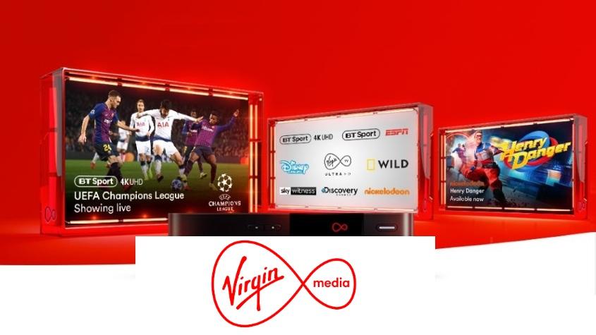 Virgin Media Nhs Discount Free Wine Tv Broadband Packages