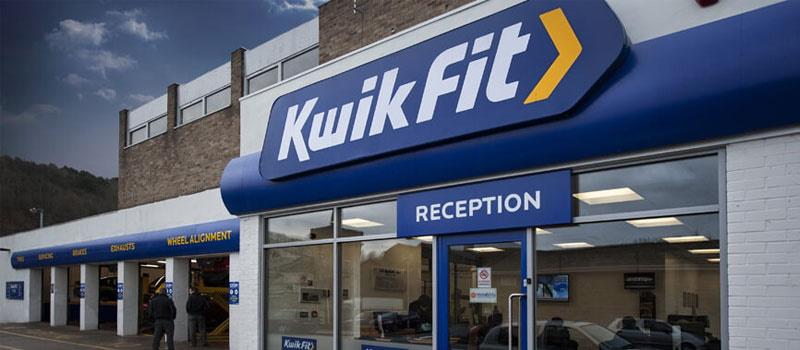 kwik fit nhs discount