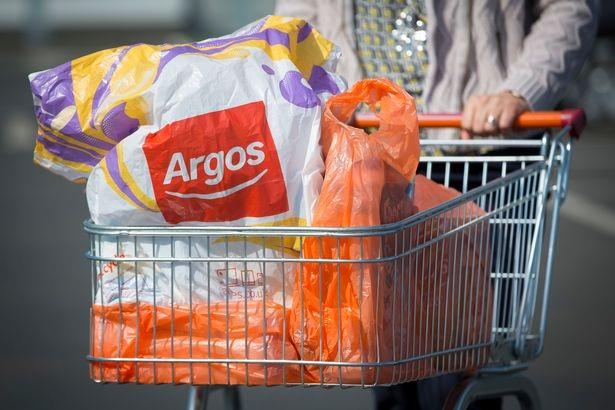 argos nhs discount