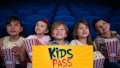 £1 for 30 days Kids Pass membership